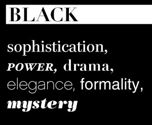 black-is-my-color