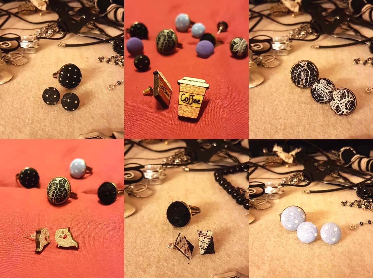 Χειροποίητες δημιουργίες που ανανεώνουν το look μου στο λεπτό! Ef zin  Creations τα χειροποίητα κοσμήματα που έγιναν λατρεία! 28710e037cc