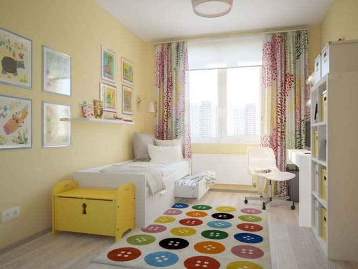 8e0bc1aea849 5+1 Ιδέες για να διακοσμήσεις   να ανακαινίσεις ένα παιδικό δωμάτιο!